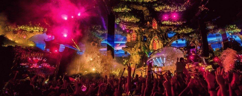 European Music Festivals Camper van hire