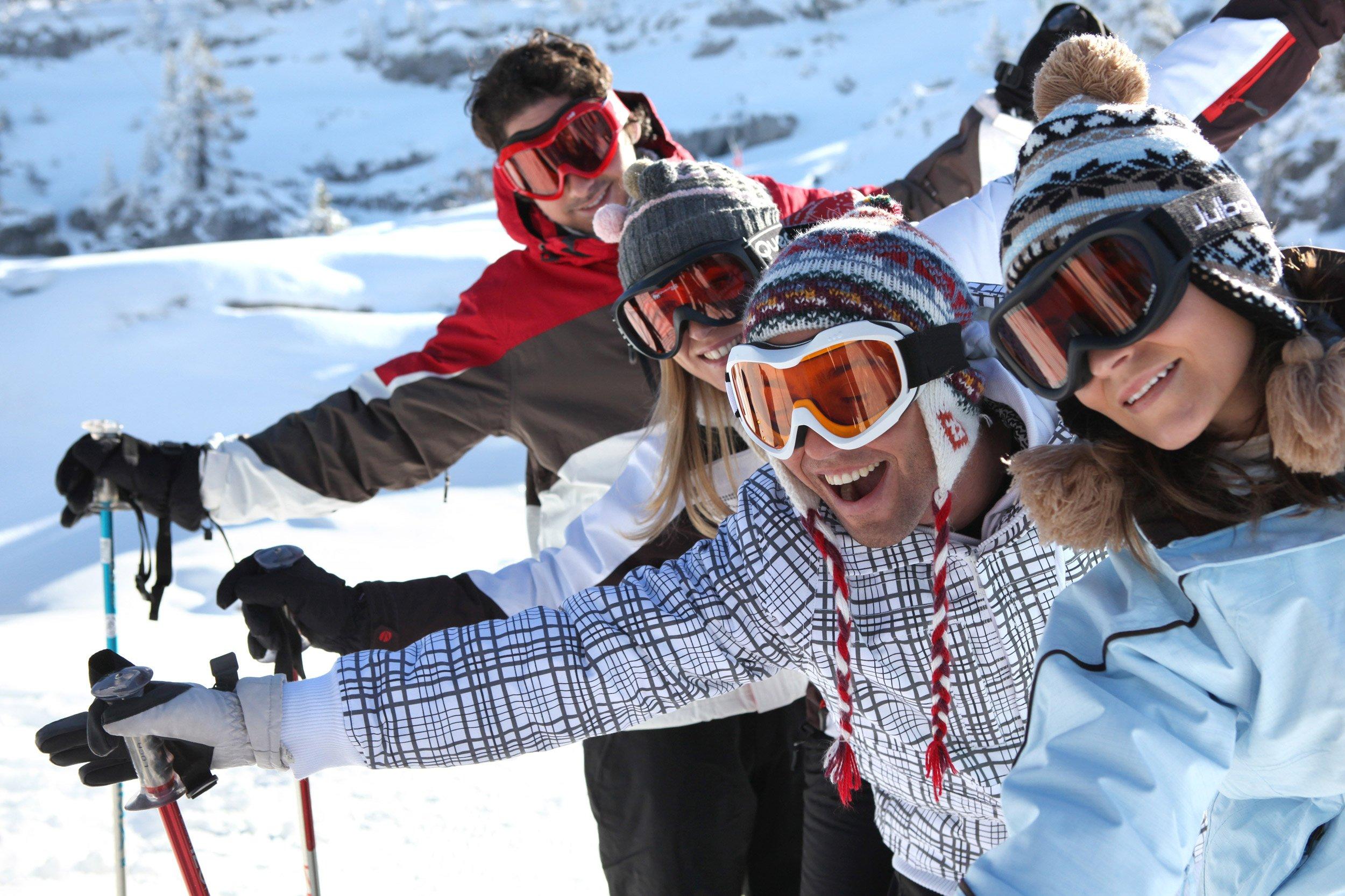 Ski or Snowboard Trip VW California