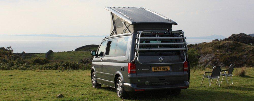 Northern Ireland - 7-day camper van tour
