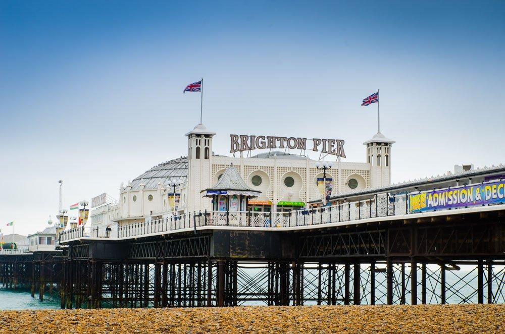 Brighton Camper van Hire