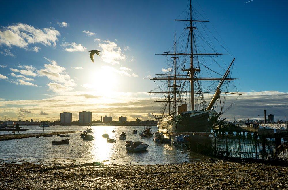 Portsmouth Campervan Hire